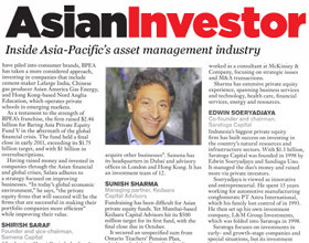 Asian Investor - Asia's 25 Most...