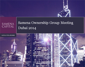 11th Strategic Ownership Group Meeting – Dubai